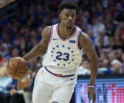 Jimmy Butler leaves 76ers for Heat in four-year, $142 million deal