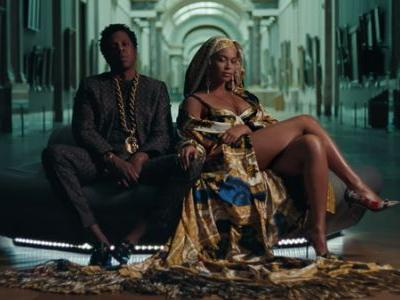 Beyoncé And Jay-Z Are The Carters in 'APES**T' Video