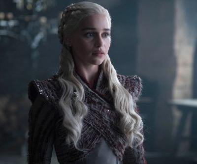 Emilia Clarke says goodbye to 'Game of Thrones' ahead of series finale