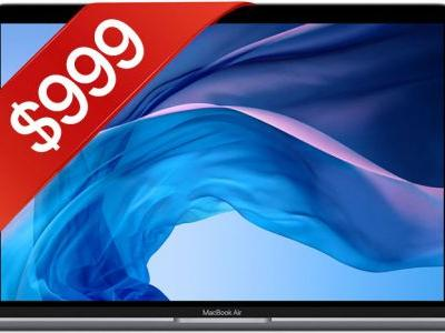 Save Up to $200 on New MacBook Air, Now $999 at Costco and $1,059 at Amazon