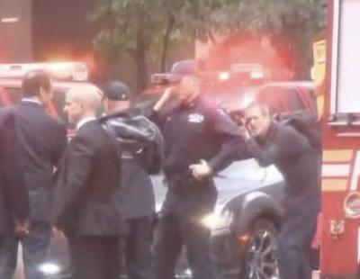Reports: 1 dead after helicopter crashes onto Midtown Manhattan high-rise