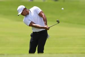 Koepka leads at East Lake as stars get some separation