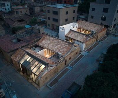 Xiangyuxiangyuan Home Stay / The Design Institute of Landscape and Architecture China Academy of Art