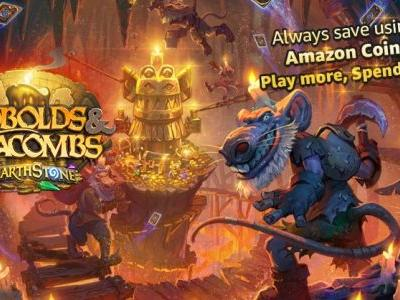Amazon Offering Huge Discount on Hearthstone Card Packs for Black Friday