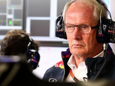 Red Bull's Helmut Marko Proposed A Coronavirus 'Camp' To Deliberately Infect Drivers