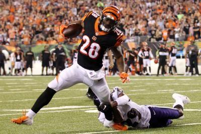 Cincinnati Bengals RB Joe Mixon might need surgery