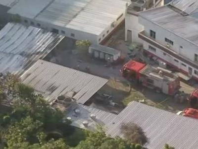 Fire at Flamengo training center in Rio kills 10