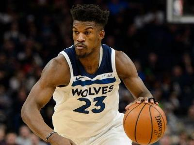 Jimmy Butler turns down Timberwolves' 4-year, $110M extension offer, report says