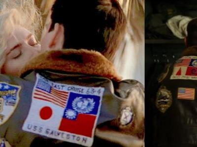 'Top Gun' appears to bow to China's communist party by changing Maverick's jacket