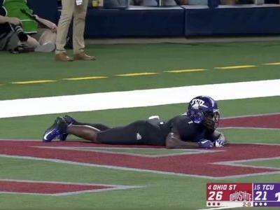 Crazy 20-point run over 4 minutes propels No. 4 Ohio State to win over No. 15 TCU