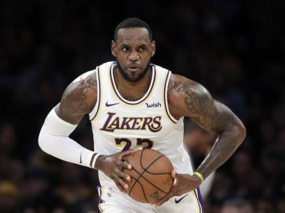 Lakers' trade for Anthony Davis something LeBron James and the NBA desperately needed