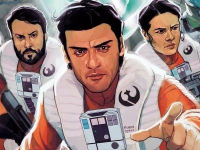 Star Wars Comic Shows Why Poe's Squad Missed Last Jedi