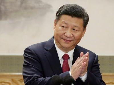 China's Xi Jinping just arrived for a visit to Africa - as US interest in the region seems to be waning