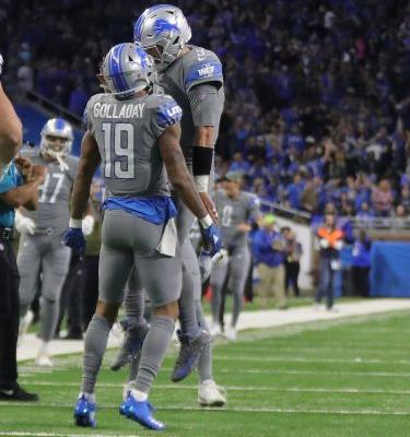 Lions can make statement in NFC North with win over Packers