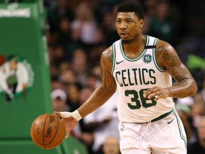 Marcus Smart 'hurt, disgusted' by lack of Celtics calls, report says