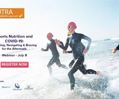 Upcoming Webinar: Sports Nutrition and COVID-19: Adapting, Navigating & Bracing for the Aftermath