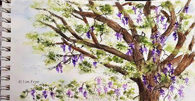 Journal - Live Oak and Wisteria
