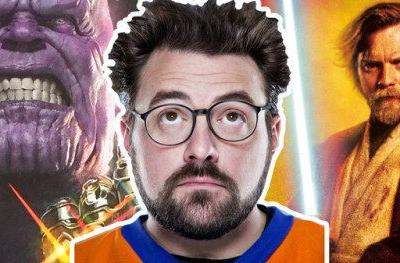 Kevin Smith in Talks to Direct Marvel or Star Wars Movie?Kevin