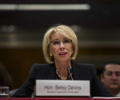 Feds: Betsy DeVos used personal emails for work in 'limited' cases