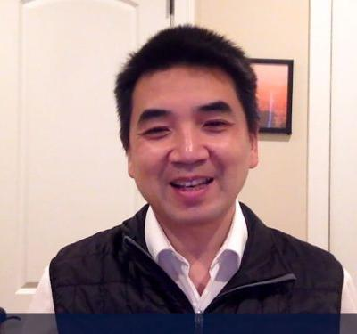 Zoom CEO Eric Yuan says that one key piece of advice helped him survive a chaotic, high-growth year: 'Enjoy everything'