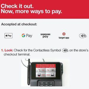 Target announces official support for Samsung Pay and Google Pay in addition to Apple Pay