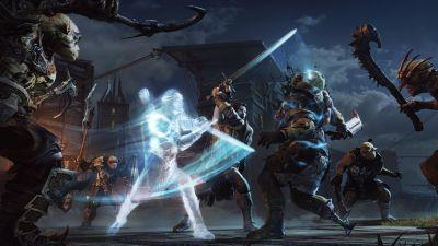 Shadow of Mordor sequel leaked by Target