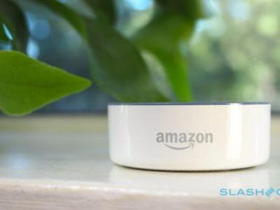 Alexa's hotel version helps you avoid the greasy remote