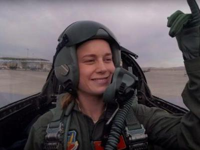 'Captain Marvel' Featurette: How Brie Larson Trained to Be The Powerful Marvel Superhero