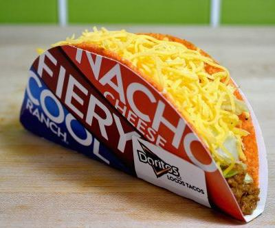 You can get a free Doritos Locos Taco from Taco Bell tomorrow