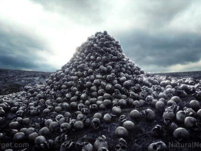 """The globalist plan to exterminate humanity begins now: """"Useless eaters"""" must be eliminated, say globalists"""