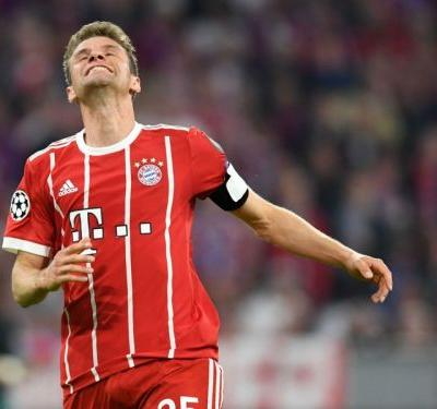 Muller: Bayern weren't clinical enough against Madrid