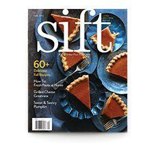Sift Magazine goes to the fair: Blue Ribbon Baking