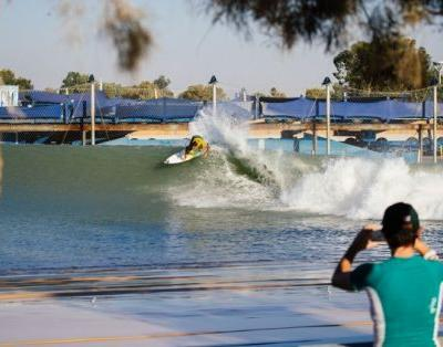 The High Stakes of Surfing's Wave-Pool Arms Race