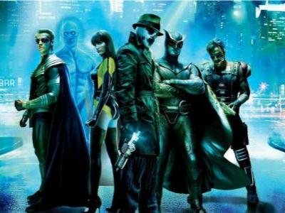 HeroBlend 20: Heroic Predictions And Watchmen: The Ultimate Cut