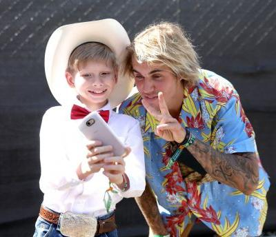 It's 2018, So Of Course the Walmart Yodel Boy Performed at Coachella and Met Justin Bieber