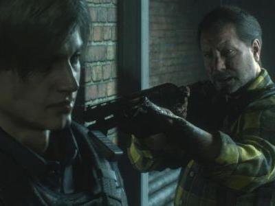 Resident Evil 2 1-Shot Demo Tops 2.4 Million Downloads