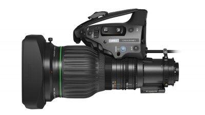 Canon Cements Itself in 4K with New CJ17ex6.2B Broadcast Lens