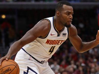 Nuggets F Paul Millsap has broken toe on right foot, report says