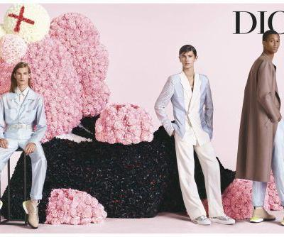 Kim Jones Releases his plush vision for Dior Homme