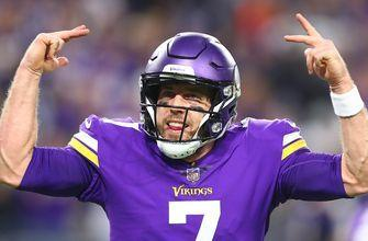 Shannon Sharpe on Case Keenum: This is the right move for the Broncos