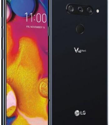 LG V40 ThinQ Render Leaked