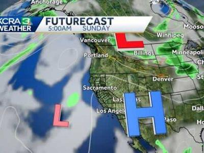 Delta breeze will return to cool Valley temperatures