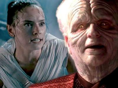 Star Wars 9 Theory: Rey's Secret Force Power Is Key To Palpatine's Defeat