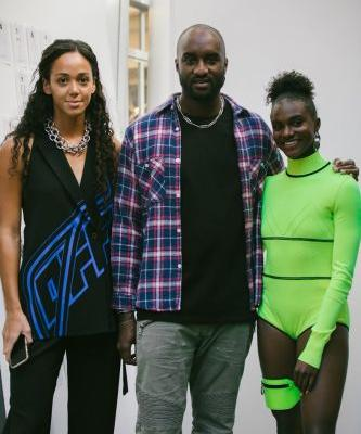 Virgil Abloh on Serena Williams & casting athletes for his new Nike collab