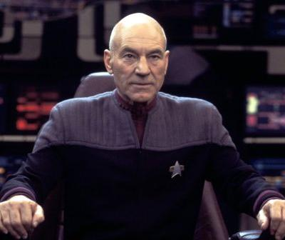 Star Trek Fans, Rejoice: Captain Picard Is Boldly Going Back to His Small-Screen Home
