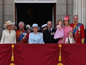 The Royal Family React To Kate Middleton And Prince William's Baby News