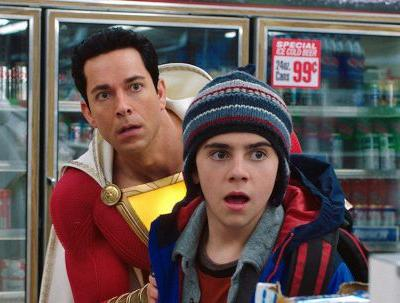 Who Is The Caterpillar In The 'Shazam' Post-Credits Scene? Here's How It Sets Up A Sequel