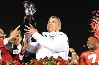 Ohio State wins Rose Bowl in Urban Meyer's finale