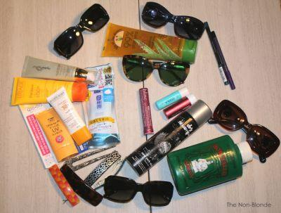 Surviving August- Products For The Dog Days of Summer