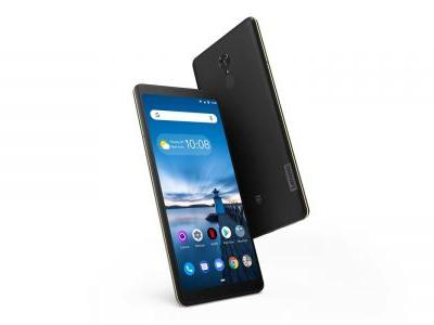 Lenovo Tab V7 phablet offers 6.9-inch display w/ mid-range specs and €249 price tag